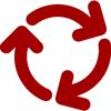 round-arrows